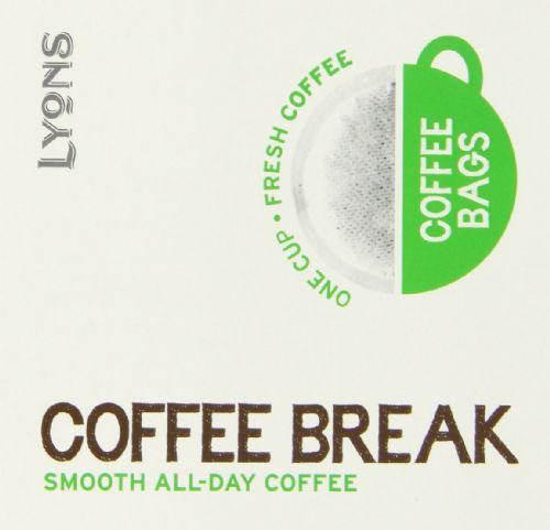 Lyons Coffee Break - singleportions
